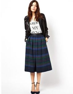13 Ultra-Cozy Skirts To Keep You Chic & Warm All Season
