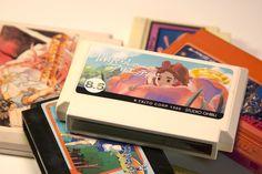 Juego de Arriety para NES (Mock)