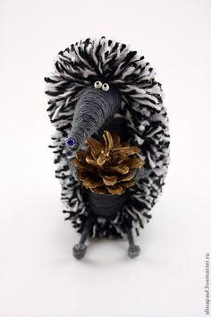 Cute Hedgehog | Купить игрушка Ежик черно-белый (еж,ежики,ежонок) - еж, ежик, еж