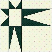Block of Day for March 23, 2014 - Crazy Star