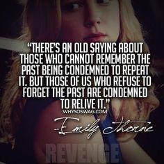 Revenge Quotes | Revenge quote | Fave TV shows