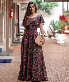 Clothes Fashion Business all Boho Style Festival Outfits. Fashion Nova Clothes For Work Stylish Dresses, Simple Dresses, Elegant Dresses, Beautiful Dresses, Short Dresses, Dresses With Sleeves, Long Casual Dresses, Dress Long, Long Dress Design