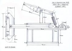 plans for 2x72 belt grinder - Google Search