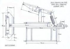 plans for 2x72 belt grinder - Google Search