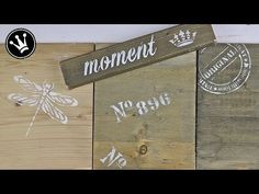 Holz mit Kaffee, Essigessenz und Stahlwolle verwittern/altern lassen/Treibholz-Effekt   Tutorial/DIY - YouTube