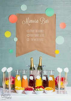 Our favorite Bridal Shower Ideas! Linen, Lace, & Love: April Showers!