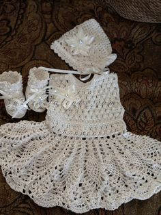 Hey, I found this really awesome Etsy listing at https://www.etsy.com/listing/198212005/baby-christening-dress-set-baby-blessing