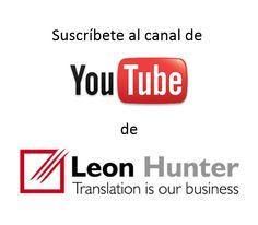 Tenemos nuevo canal de YouTube que recoge diferentes vídeos de #Traduemprende: https://www.youtube.com/channel/UCId3YF-6_h_Db1vubLsCePw