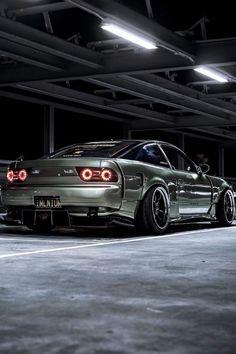 Nissan 180sx, Nissan Nismo, Best Jdm Cars, Silvia S13, Slammed Cars, Jdm Wallpaper, Nissan Infiniti, Street Racing Cars, Exotic Sports Cars