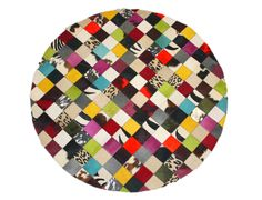 Dyed and Natural Cowhide  round rug - Google Search Round Rugs, Carpet, African, Plates, Tableware, Interior, Bb, Inspiration, Inspired