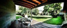 Buenos días desde el jardín del #hotelrural