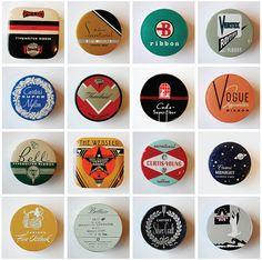 Typewriter Ribbon Tins | Flickr - Photo Sharing!
