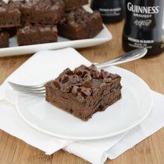 Guinness Brownies *recipe