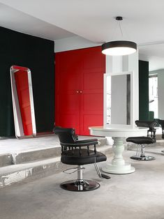 The Cool Hunter - INCH Hair Salon and Spa, Oslo, Norway