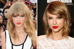 The Latest in Celebrity Hair Transformations