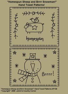 primitive images free | ... free to a peek at my other Primitive Patterns, Primitive, Vintage and