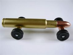 Idea for Pinewood Derby