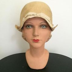 1920-Cloche-Hat