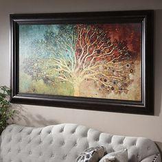 Tree of Life Seasons Framed Art Print   Kirklands