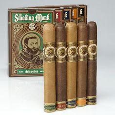 Drew Estate Smoking Monk