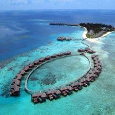 Paradise-Like Coco Palm Bodu Hithi Resort, Maldives