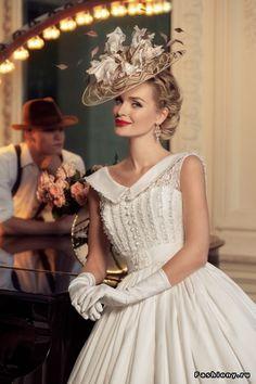 Джаз от Татьяны Каплун. Новая свадебная коллекция 2015