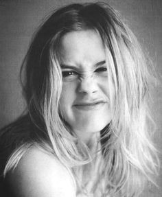 Alicia Silverstone, honestly she was my first girl crush.