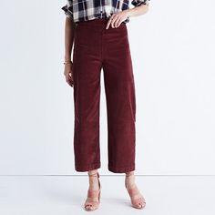 Madewell+-+Wide-Leg+Crop+Jeans+in+Corduroy