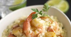 Basic Recipes for your Cooking Chef - Risotto Cooking Chef Gourmet, Kenwood Cooking, Mofongo Recipe, Shrimp Recipes Easy, Shrimp Dishes, Dinner Salads, How To Cook Shrimp, Clean Recipes, Food Inspiration