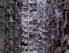 Architecture of Density:  High-rise homes in Hong Kong (many more pics at the link)