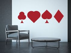 Spielkartenmotiv