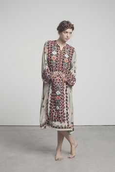 Vintage Balochi dress — blooming dreamer