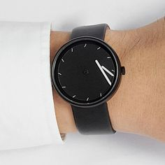 You'll be more close to believing that time is a floating concept once you wear this intuitively designed Twirler Watch. Best Watches For Men, Cool Watches, Popular Watches, Women's Watches, Modern Watches, Luxury Watches, Men Accesories, Accessories, Bar Fancy