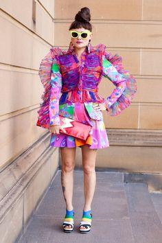 73 Stunning Street Style Looks From Australian Fashion Week  - Cosmopolitan.com