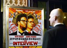 The Interview Christmas Day viewings.