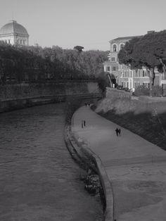 Tiber Rome by Carina Weijma for @paulinezeren