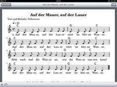 ღღ Kinderlieder App. Mit den Liedern bin ich aufgewachsen