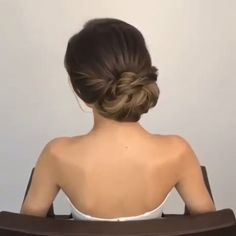 DIY Prom Wedding Updo Hairstyle Tutorial Long Wedding Hairstyles and Wedding Up. - DIY Prom Wedding Updo Hairstyle Tutorial Long Wedding Hairstyles and Wedding Updos Ideas - diy wedding updo hairstyle tutorial This image has g - Wedding Hairstyles For Long Hair, Bride Hairstyles, Hair For Prom, Bridesmaid Updo Hairstyles, Fine Hair Updo, Easy Updos For Long Hair, Saree Hairstyles, Prom Updo, Woman Hairstyles