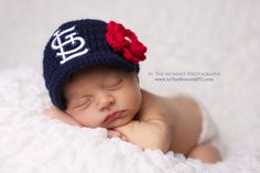 Hey, I found this really awesome Etsy listing at https://www.etsy.com/listing/198678055/crochet-baby-girl-st-louis-cardinals