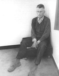 Samuel Beckett pictures and photos Samuel Beckett, Writers And Poets, Writers Write, Book Writer, Book Authors, Boys Keep Swinging, Playwright, My Poetry, It Goes On