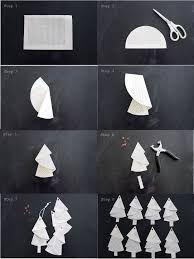 weihnachtsdeko basteln aus papier anleitung에 대한 이미지 검색결과
