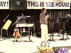 Roland Baker - 11/10/2001 - Signs & Wonders - Toronto Canada - 2PM