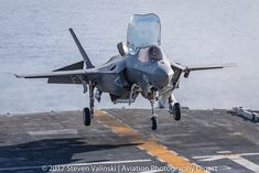 """https://flic.kr/p/RB9iQh   Lockheed Martin F-35B Lightning II JSF   169028  CF-11   BF-43  Marine Fighter Attack Squadron 211 (VMFA-211) """"Wake Island Avengers""""  F-35B Proof of Concept Demo   USS America (LHA-6)  ***CHECK OUT OUR COVERAGE OF the F-35B Proof of Concept Demo: AVIATION PHOTOGRAPHY DIGEST***"""