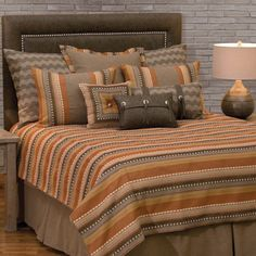 Adobe Sunrise Bedding Set by Wooded River - WD27120-SQ