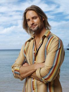 "Men:  Josh Holloway, ""Lost"" (TV Series)."
