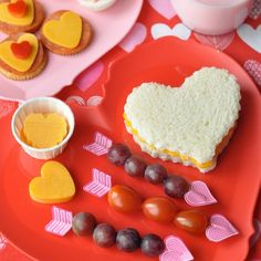 Valentine's Day Snack and Lunch Ideas | @Mindy CREATIVE JUICE | getcreativejuice