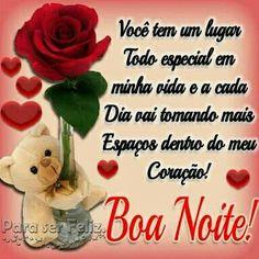 258 Melhores Imagens De Boa Noite Good Morning Wishes Amor E Messages