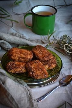 LECHE FRITA DE COCO Y ESPECIAS  ·  FRIED SPICED COCONUT MILK