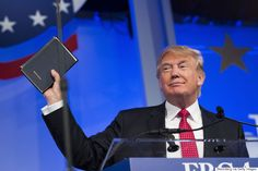 Countless articles have been written on Donald Trump's relationship with the Religious Right, usually by those that argue that his rise reveals the motion's rising irrelevance. After all, how might social conservatives ever get behind a thrice-married failed on line casino mogul who's extr...