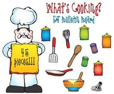 What's Cooking? Got it!